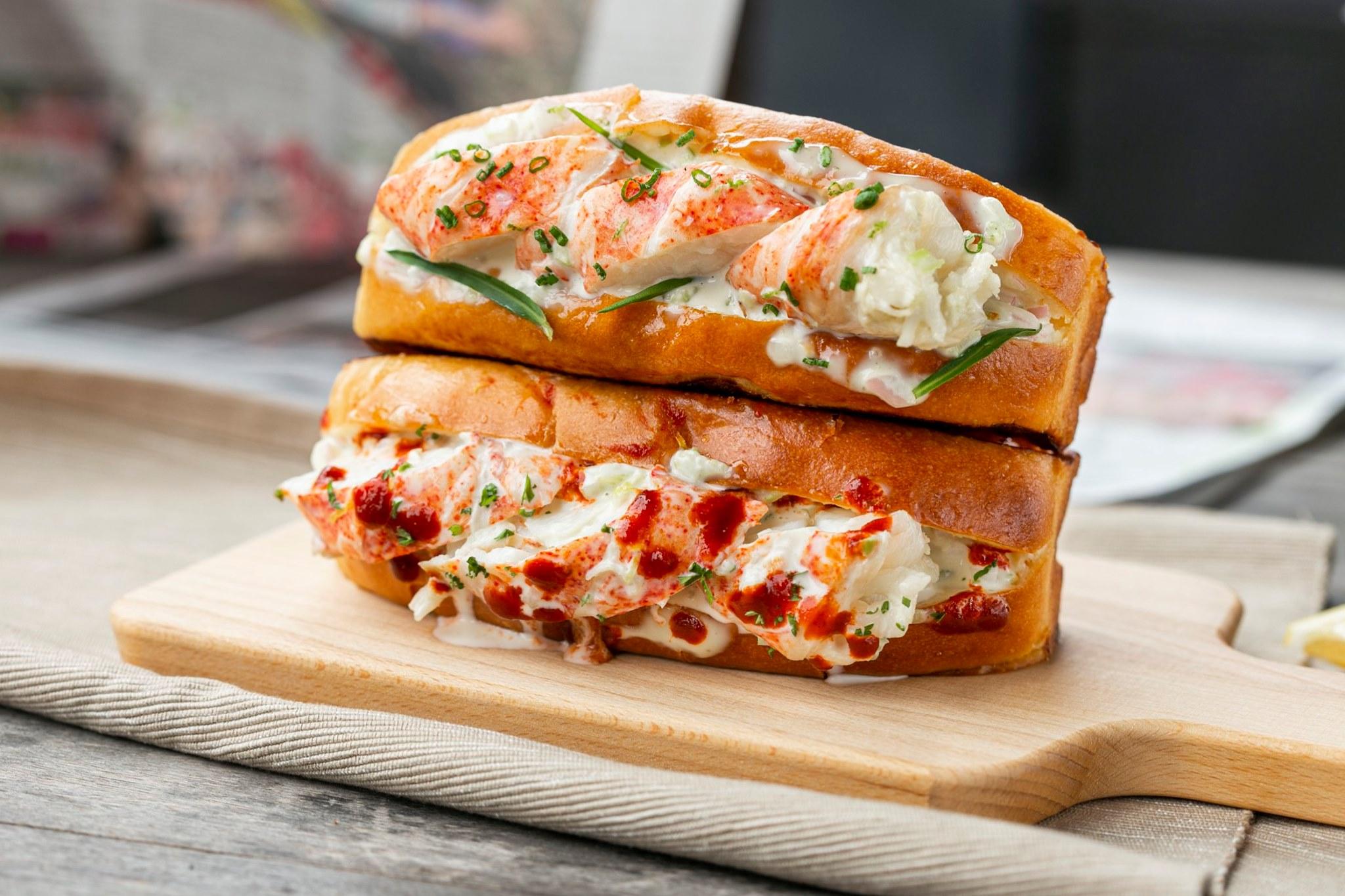 The Lobster Lab Menu