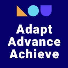 Adapt | Advance | Achieve